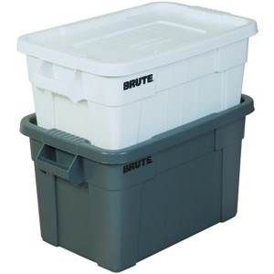 Brute Totes with Lids